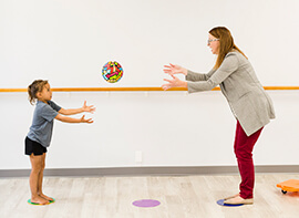 Physio exercises for children