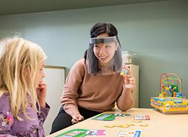 Speech-Language Pathologist Jenn