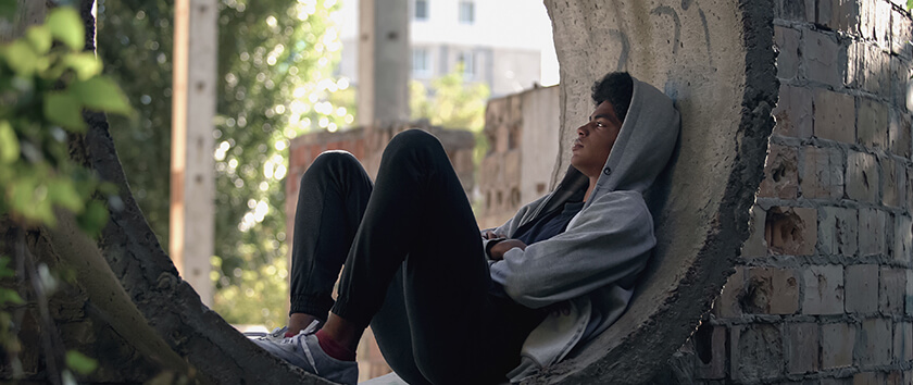 Teens who struggle with anxiety