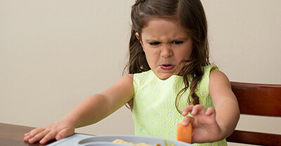 Toddler is a picky eater
